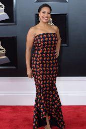 Sheinelle Jones – 2018 Grammy Awards in New York