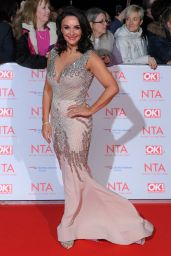 Shirley Ballas – 2018 National Television Awards in London