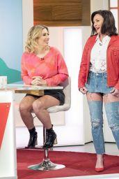 Shirley Ballas at Loose Women TV Show in London 01/10/2018