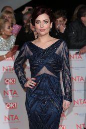 Shona McGarty – 2018 National Television Awards in London