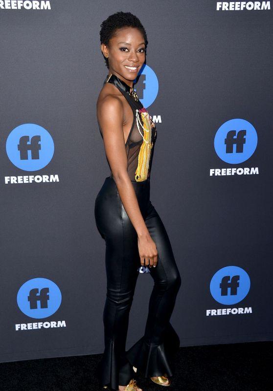 Sibongile Mlambo – 2018 Freeform Summit in Hollywood