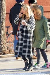 Sienna Miller - Out and About in NYC