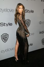 Sistine Stallone – InStyle and Warner Bros Golden Globes 2018 After Party
