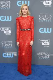 Skyler Samuels – 2018 Critics' Choice Awards