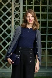 Sofia Coppola at Chanel Paris Fashion Week, January 2018