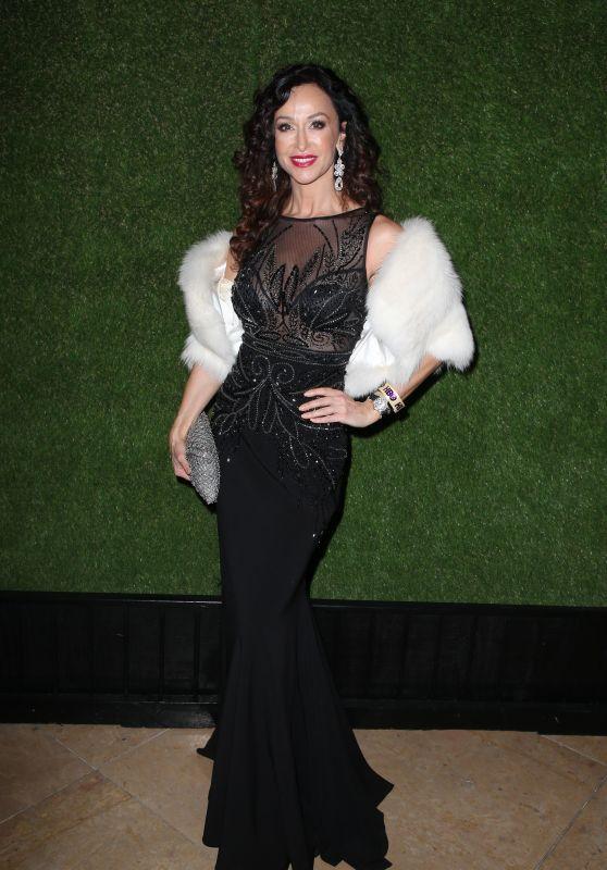 Sofia Milos – Golden Globe Awards 2018