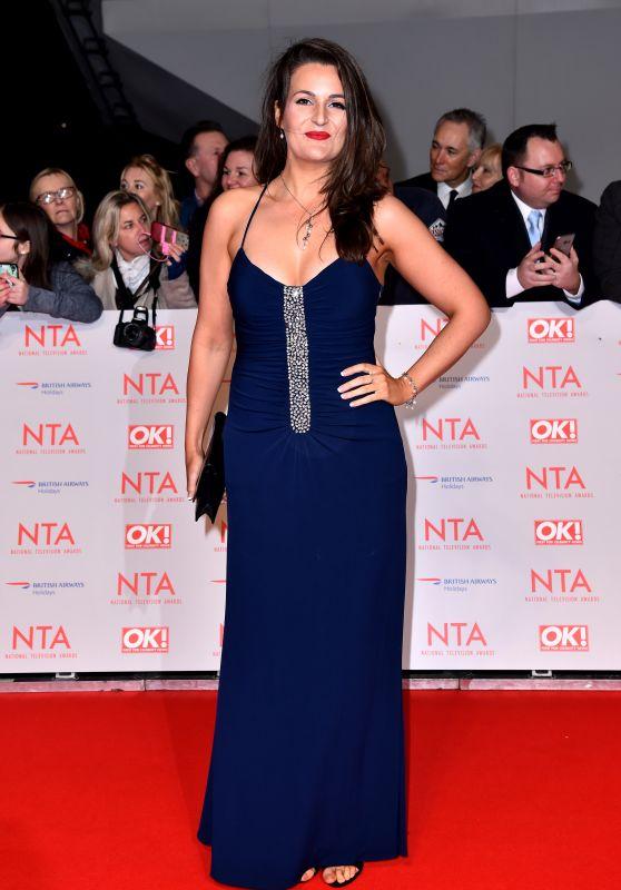 Sophie Faldo – 2018 National Television Awards in London