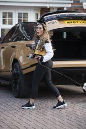 Sophie Kasaei in Spandex - Newcastle 01/28/2018