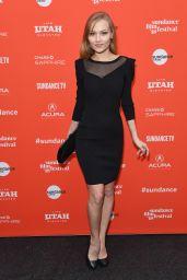 "Stefaniya Makarova -  ""Un Traductor"" Premiere in Park City"