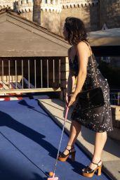 "Stella Hudgens - ""Mini Golf Chic"" Blog Photoshoot, January 2018"