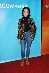 Stella Maeve - 2018 NBC Universal TCA Winter Press Tour in LA