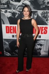 "Stephania Arcila – ""Den of Thieves"" Premiere in LA"