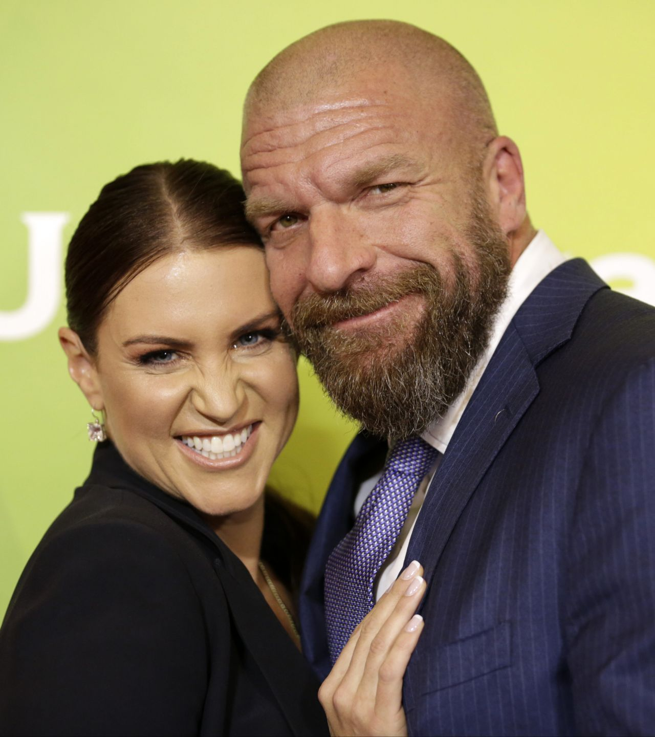 Stephanie Mcmahon 2018 Nbc Universal Tca Winter Press
