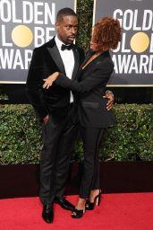 Sterling K Brown – Golden Globe Awards 2018