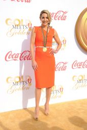 Summer Sanders – Gold Meets Golden Awards in Los Angeles