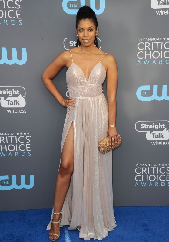 Susan Kelechi Watson – 2018 Critics' Choice Awards