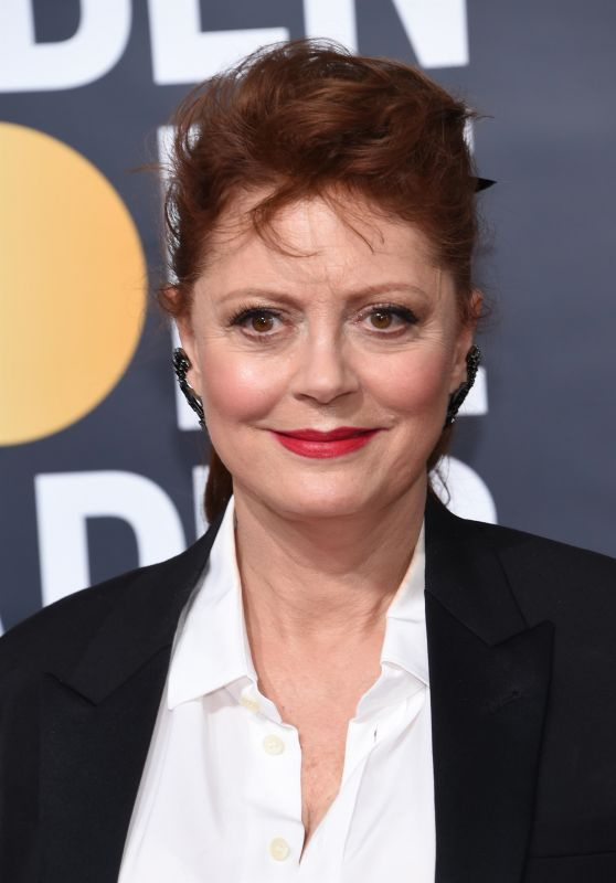 Susan Sarandon – Golden Globe Awards 2018