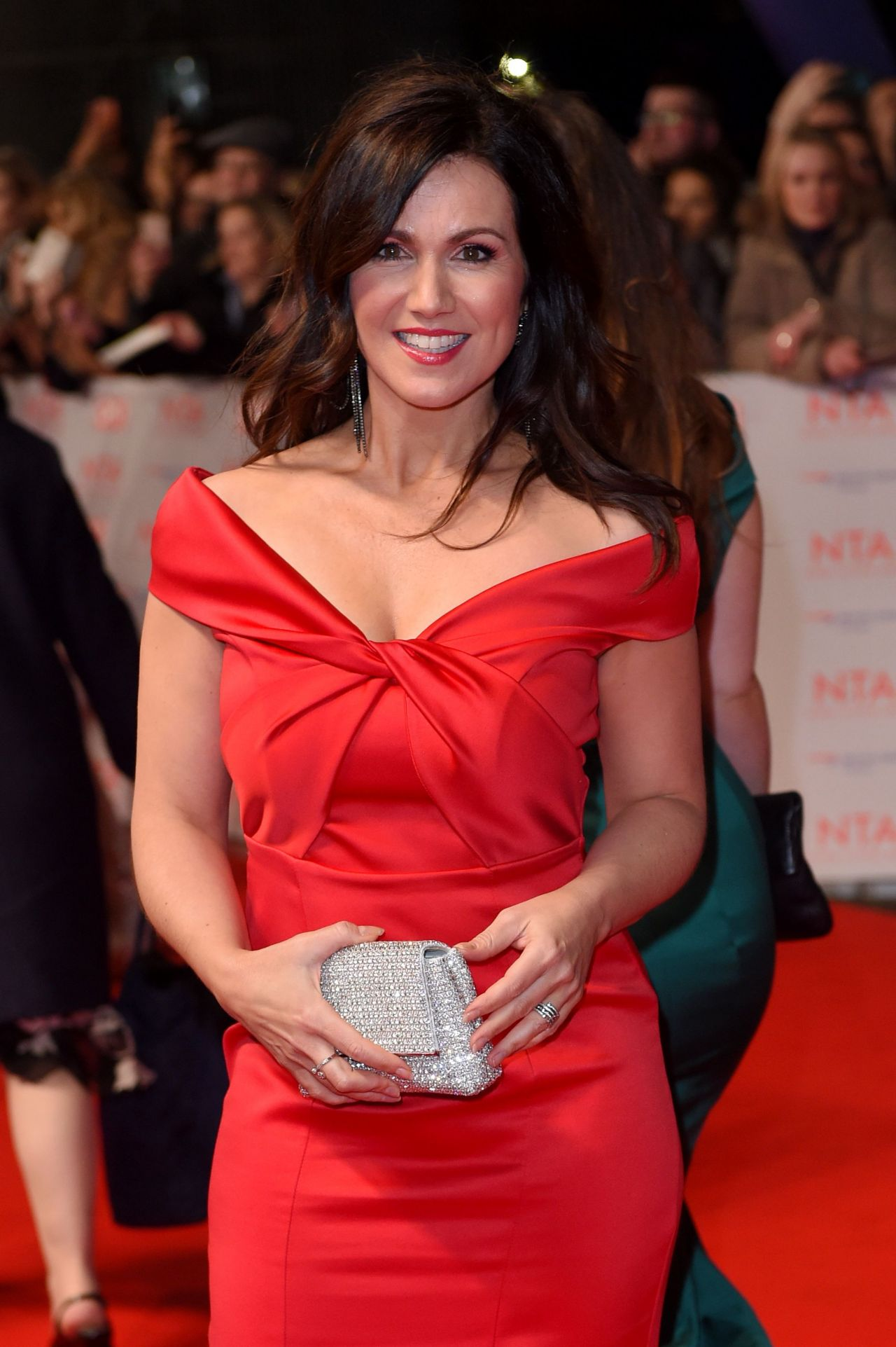 Susanna Reid - 2018 National Television Awards in London