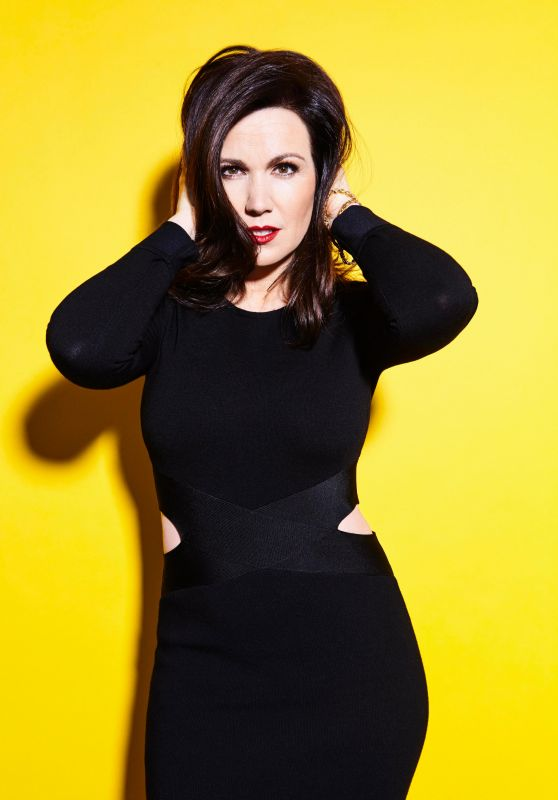 Susanna Reid Photoshoot, January 2018