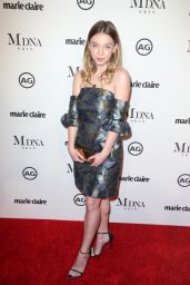 Sydney Sweeney – Marie Claire Image Makers Awards in Los Angeles