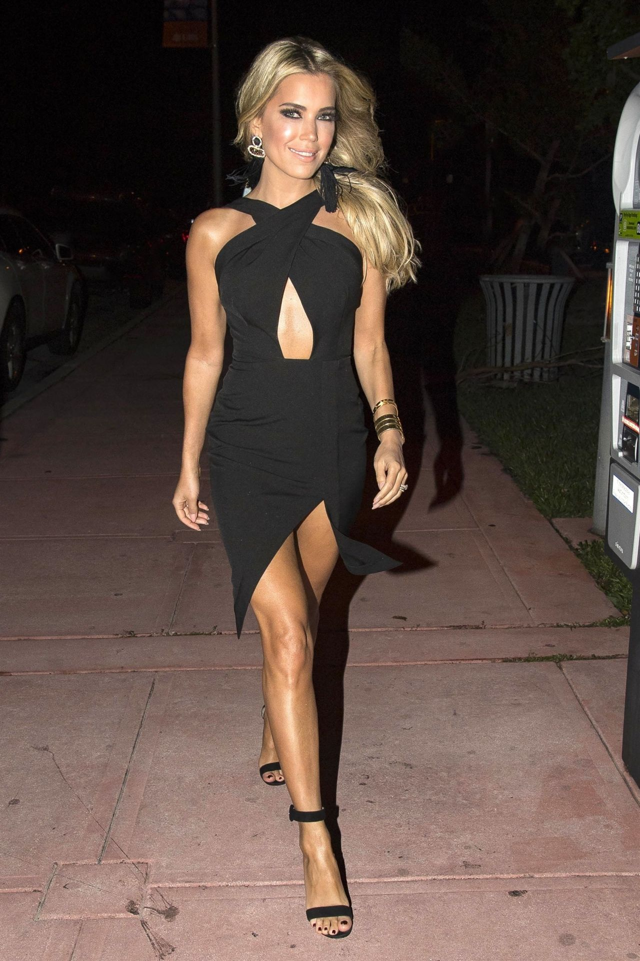 Sylvie Meis Looking Stylish - Out In South Beach, Miami-4137