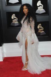 SZA – 2018 Grammy Awards in New York