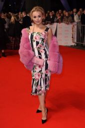 Tallia Storm – 2018 National Television Awards in London