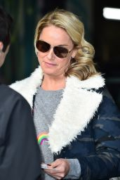 Tamzin Outhwaite at the ITV Studios in London 01/18/2018