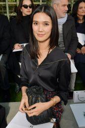 Tao Okamoto at Chanel Paris Fashion Week, January 2018
