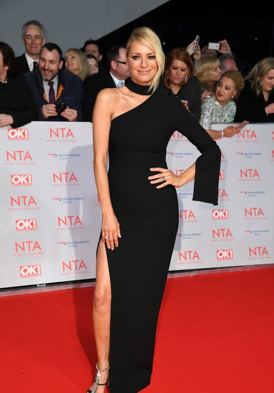 Tess Daly – 2018 National Television Awards in London