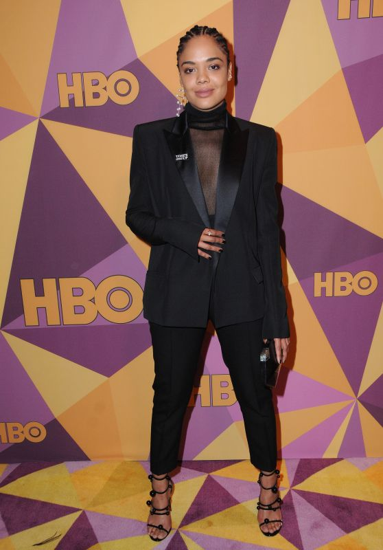 Tessa Thompson – HBO's Official Golden Globe Awards 2018 After Party