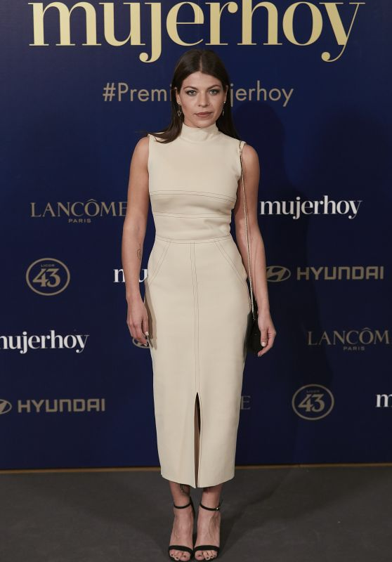 Thais Blume – 2018 Mujer Hoy Awards in Madrid