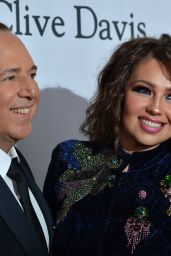 Thalia – Clive Davis and Recording Academy Pre-Grammy Gala in NYC