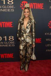 Tiffany Boone – Showtime Golden Globe Nominee Celebration in LA