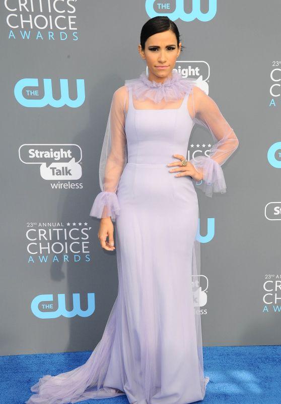 Tiffany Smith – 2018 Critics' Choice Awards