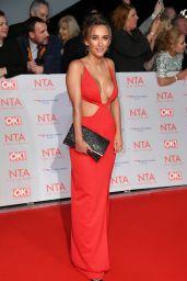 Tiffany Watson – 2018 National Television Awards in London