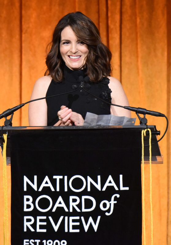 Tina Fey - National Board of Review Annual Awards Gala in New York City