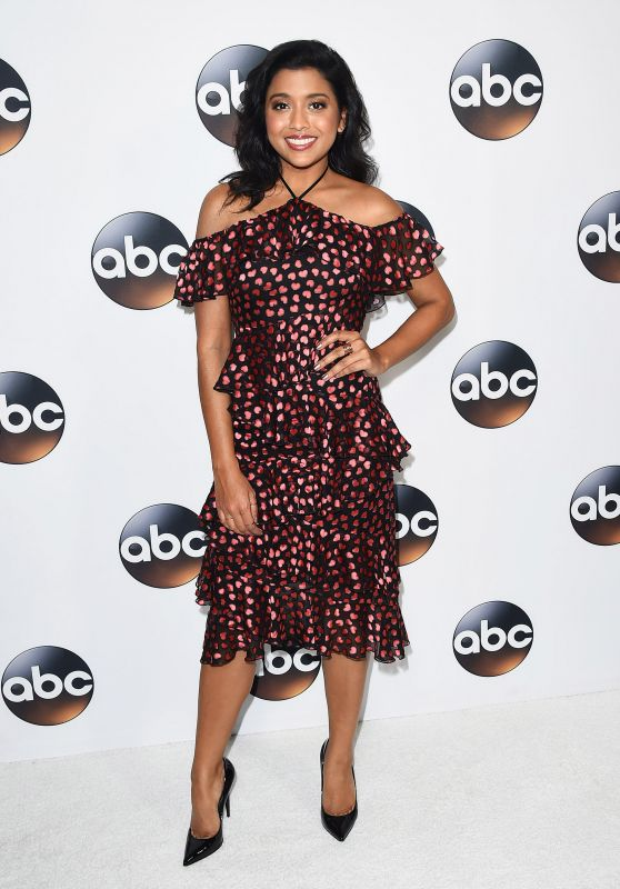 Tiya Sircar – ABC All-Star Party in LA