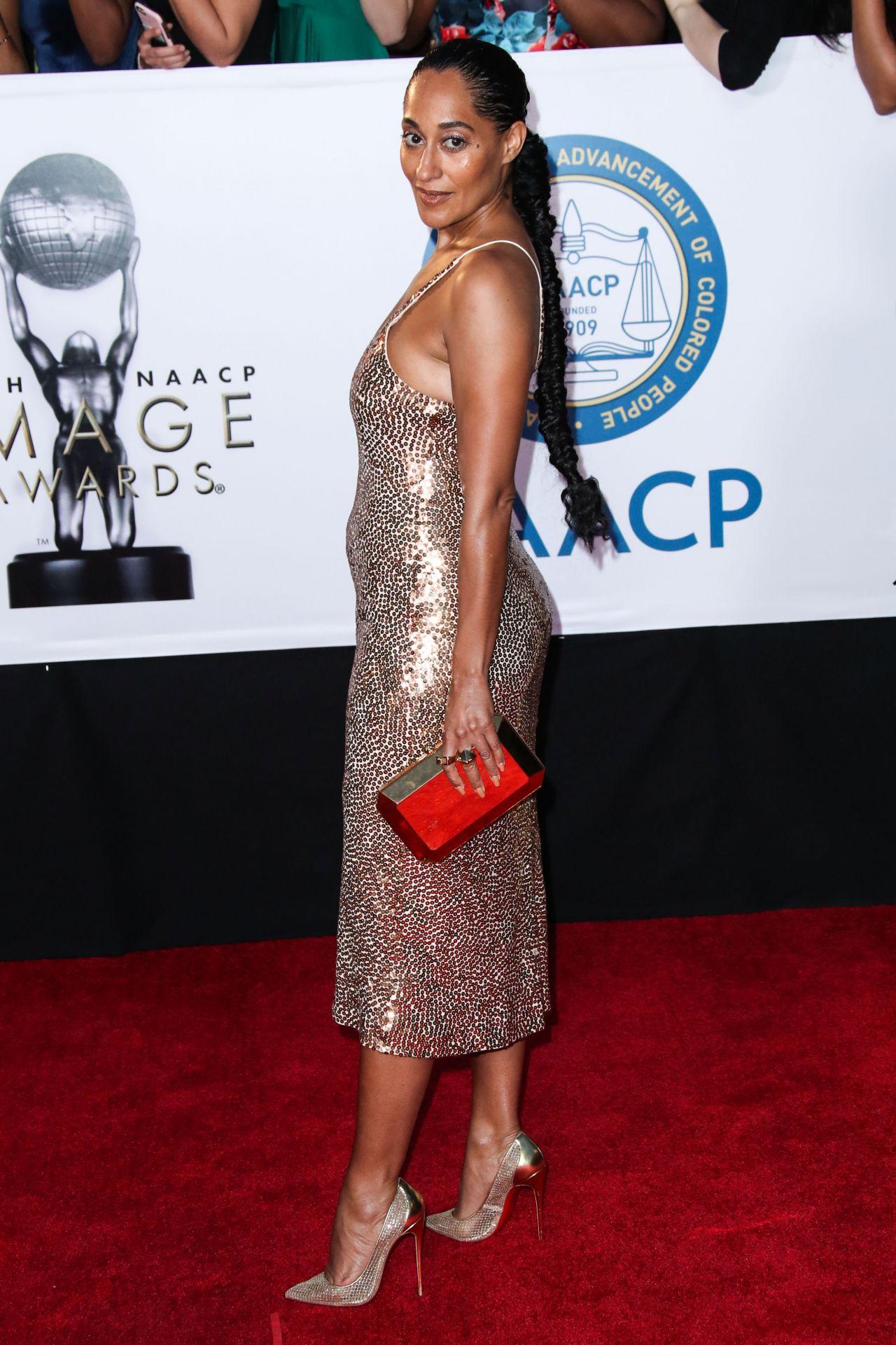 Tracee Ellis Ross 2018 Naacp Image Awards In Pasadena