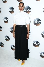 Tracee Ellis Ross - ABC All-Star Party in LA