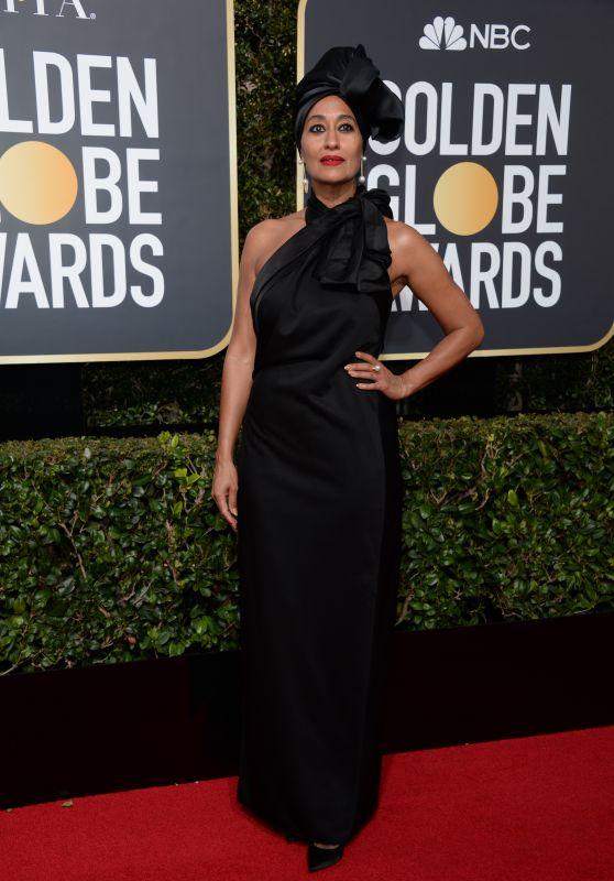 Tracee Ellis Ross – Golden Globe Awards 2018