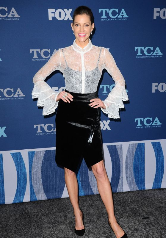 Tricia Helfer - Fox Winter TCA 2018 All-Star Party in Pasadena