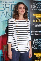 Valentina Bellè – Fabrizio De André The Biopic Movie Photocall in Milan