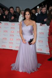 Vicky Pattison – 2018 National Television Awards in London