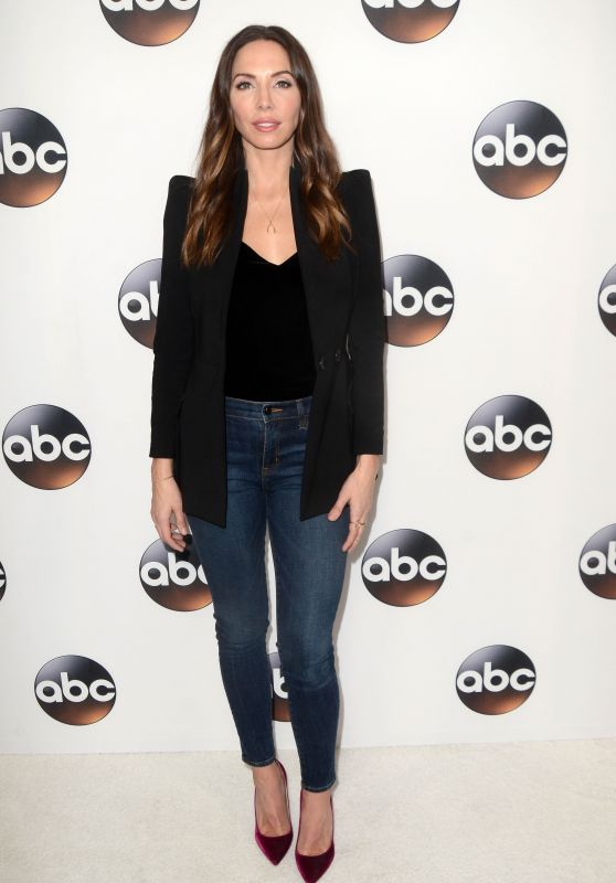 Whitney Cummings - ABC All-Star Party in LA