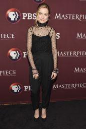 """Willa Fitzgerald – """"Little Women"""" TV Show Panel at the TCA Winter Press Tour in LA"""