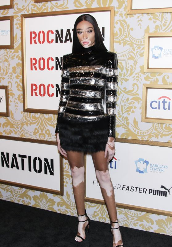 Winnie Harlow -  Roc Nation