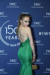 Xenia Tchoumitcheva – IWC Schaffhausen Gala at SIHH 2018 in Geneva