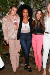 Yara Shahidi - AerieREAL Role Models Dinner Party in New York