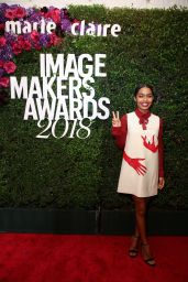 Yara Shahidi – Marie Claire Image Makers Awards in Los Angeles